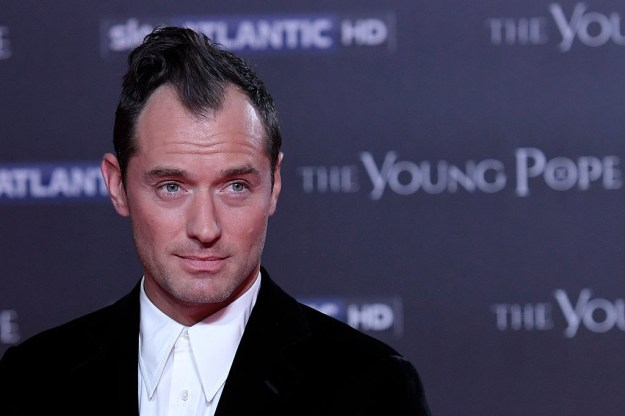"""""""Jude Law is a phenomenally talented actor whose work I've long admired and I'm looking forward to finally having the opportunity to work with him,"""" said director David Yates of the casting."""