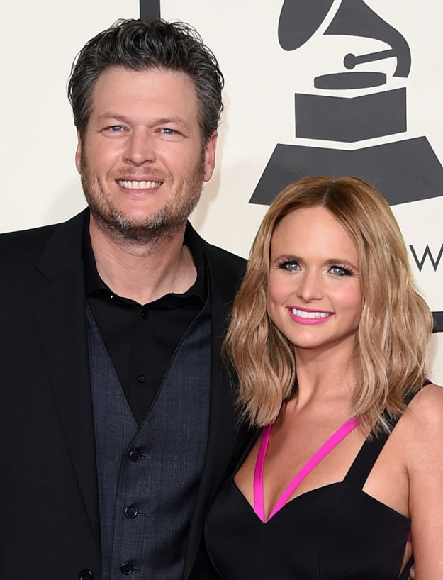 Noticeably absent from the show, however, was her ex-husband, Blake Shelton.