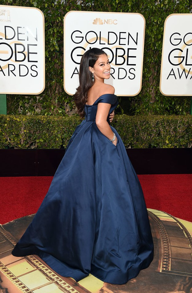 Gina Rodriguez is the definition of beauty and grace.