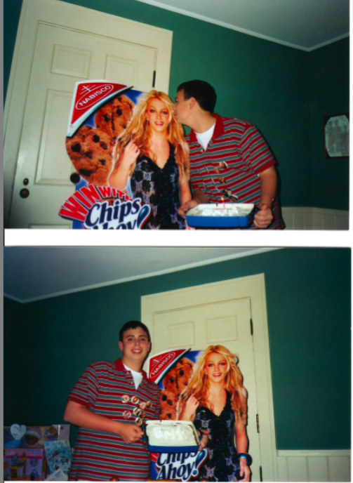 Maybe you were like me and forced your friends to celebrate Britney Spears' birthday with a brownie cake and sing-a-long?