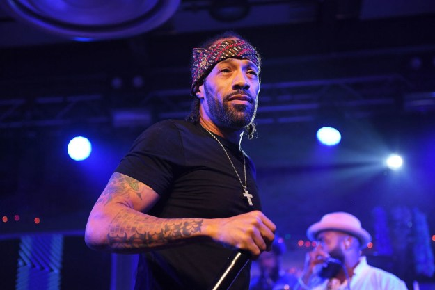 """This is Redman, a popular rapper from the '90s most known for his hits like """"Let's Get Dirty (I Can't Get In Da Club)"""" and """"I'll Bee Dat!"""", which are also tunes guaranteed to invoke a bit of nostalgia."""