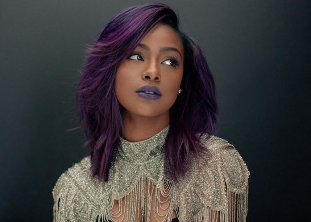 Hey there, world. We've made a GRAVE mistake. We have seriously been out of the loop, and it's time for us to wake the hell up and bask in the glory of the purple unicorn herself, Justine Skye.