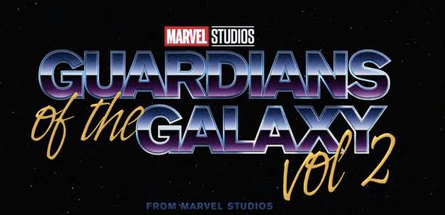 From the little details, like the totally '80s sci-fi font: