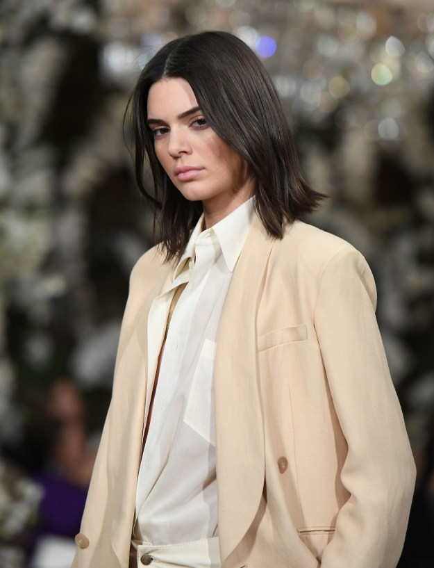 Dear Kendall Jenner, you know I love you. I really, really love you.
