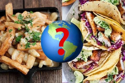 Mexican Food Quiz Buzzfeed
