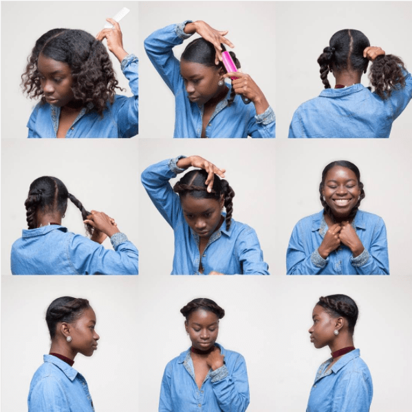 15 Easy Protective Hairstyles That Don T Require A Lot Of Skill Or