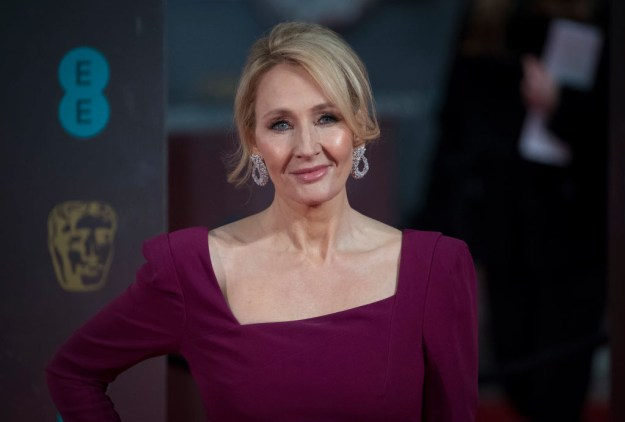 In case you've been living on a distant planet for the last almost 20 years, allow me to introduce you to J.K. Rowling: author, Twitterer, and Queen of England*.