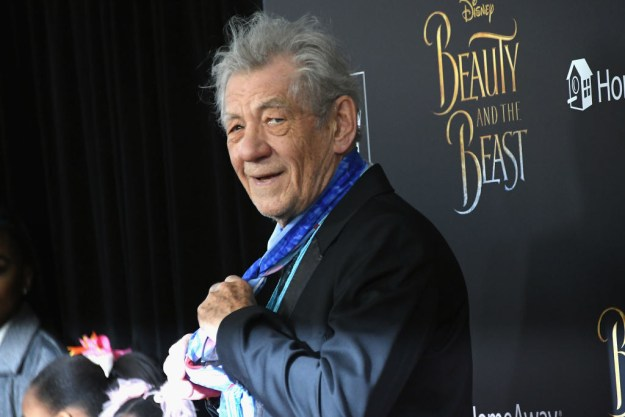But now McKellen has revealed that he actually was approached to play Dumbledore after Harris' death, and turned down the role – but not because he didn't want it.
