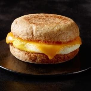 Starbucks — Egg and Cheddar Breakfast Sandwich