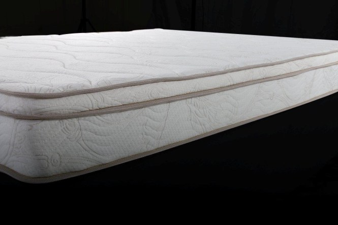 This Pocket Spring Mattress For Folks Who Don T Wanna Mess With A Good Thing But Love Total Steal