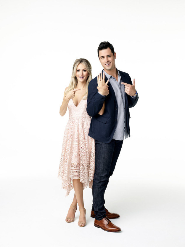 ICYMI: Ben Higgins and Lauren Bushnell from Season 20 of The Bachelor officially called it quits this week after almost 1.5 years together.