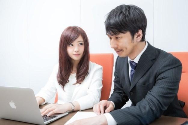 「職場の人間関係が不安…」61.9%