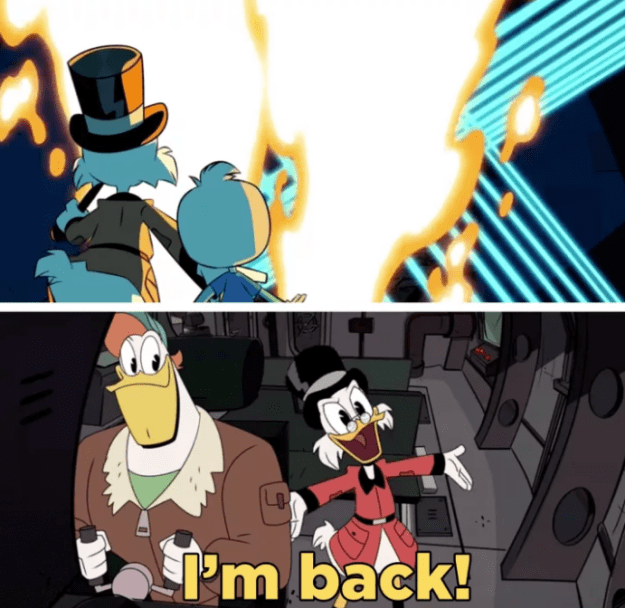 By now you have probably heard that the classic '80s cartoon, DuckTales, is returning to Disney this summer — and it's already been picked up for a second season.