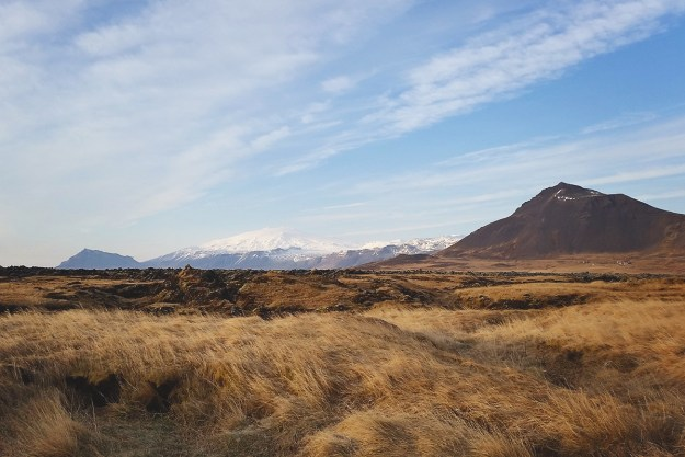 """Say """"wow"""" over and over while driving the Snæfellsnes Peninsula."""