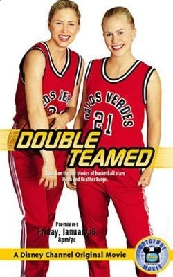 Yup, you read that right! Disney Channel's original movie Double Teamed turned 15 years old this year.