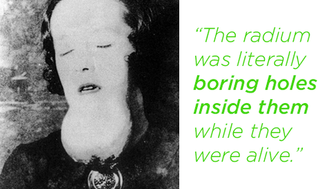 The Forgotten Story Of The Radium Girls Whose Deaths