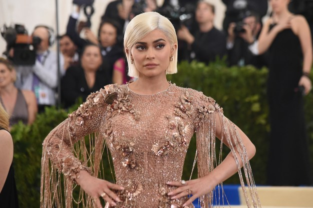 At just 19 years old, Kylie Jenner is officially the youngest person on the Forbes 100 celebrity list this year.