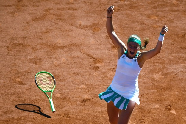 Age is but a number for the WTA.
