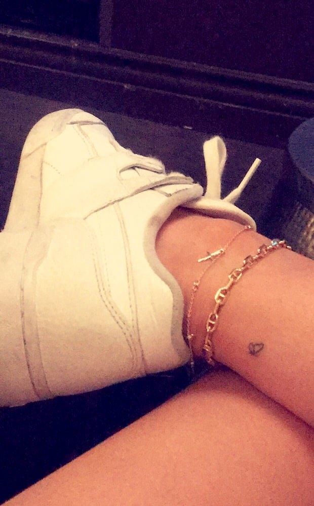 Here's Kylie's latest tattoo: