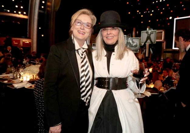 Meryl Streep?