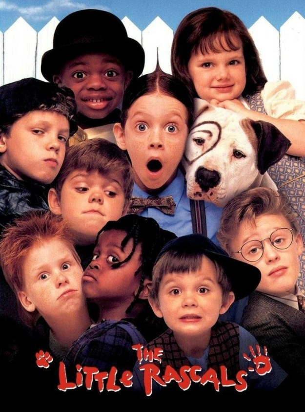 If you grew up in the '90s, chances are you remember the iconic film, The Little Rascals.
