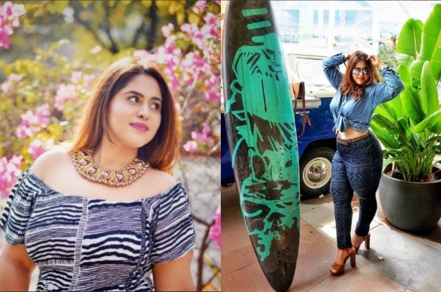 "Follow Aashna's personal style blog, ""where women, irrespective of their appearance & background, should be able to enjoy fashion as much as I do."""