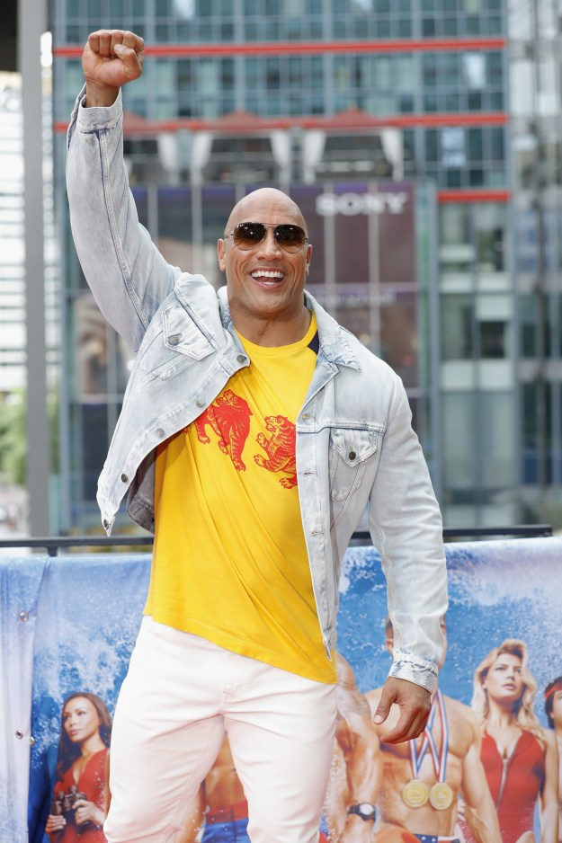 Fact: The Rock is just a generally awesome dude — especially when it come to interacting with his *millions* of fans.