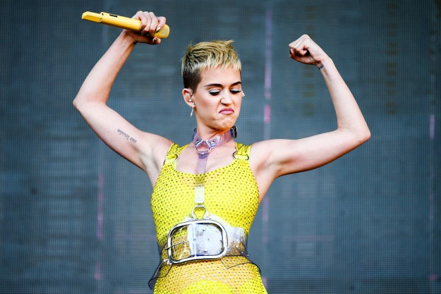 Out of all the celebrities that have popped up in entertainment headlines, the one you've probably seen the most of lately is Katy Perry.