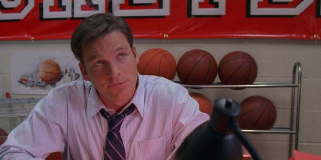 This is Coach Bolton from High School Musical — also known as actor Bart Johnson.