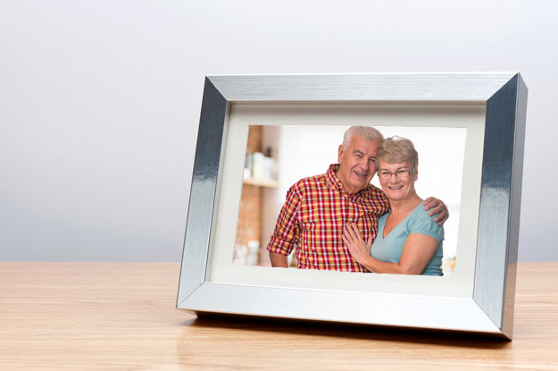 Well hey there, my romantic partner. (That's my little pet name for you.) Our relationship's been going pretty well, and I think it's time we took things to the next level: I want you to meet my parents. Yes, those people in the frame on my desk.