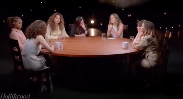 On Thursday, June 15, The Hollywood Reporter published a roundtable discussion in which comedians Emmy Rossum, America Ferrera, Pamela Adlon, Minnie Driver, Issa Rae, and Kathryn Hahn talked about what it's like to be women in Hollywood.