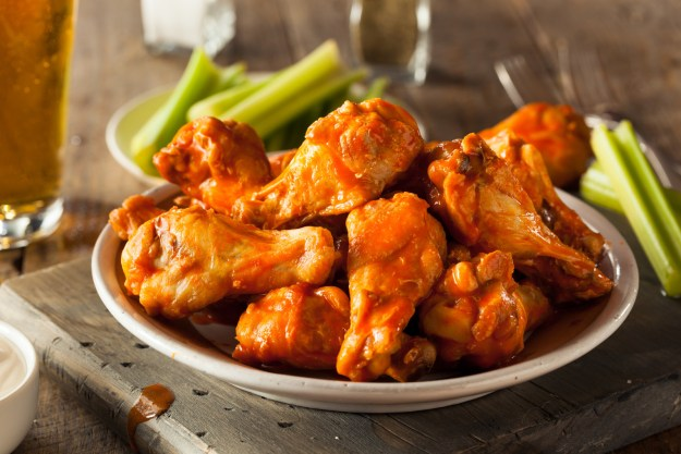 Do you consider yourself a chicken wing aficionado?