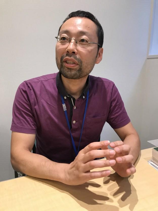 「飲食店の売り上げには影響がないことがわかっています」と強調する片野田さん