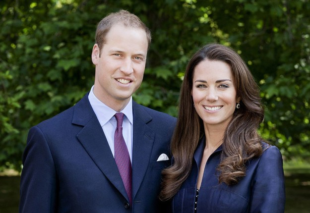 Let's cut the background bullshit: We all know who Catherine, Duchess of Cambridge is.
