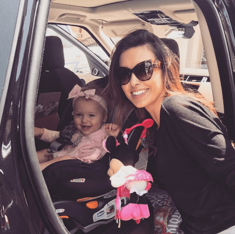 But guess what, Audrina Patridge is all grownup now and has a BABY.