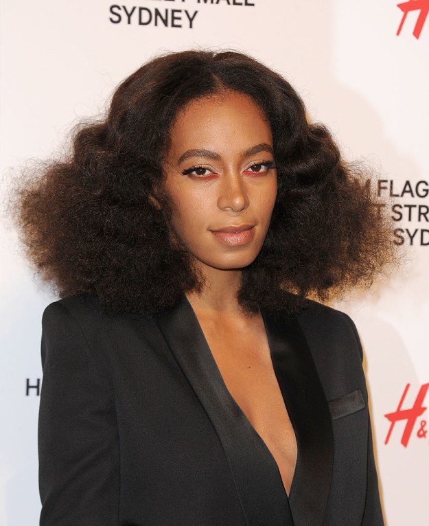 Saturday, June 24th, was Solange Knowles' 31st birthday.