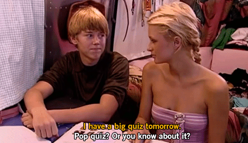 When Paris asked a pretty reasonable question.