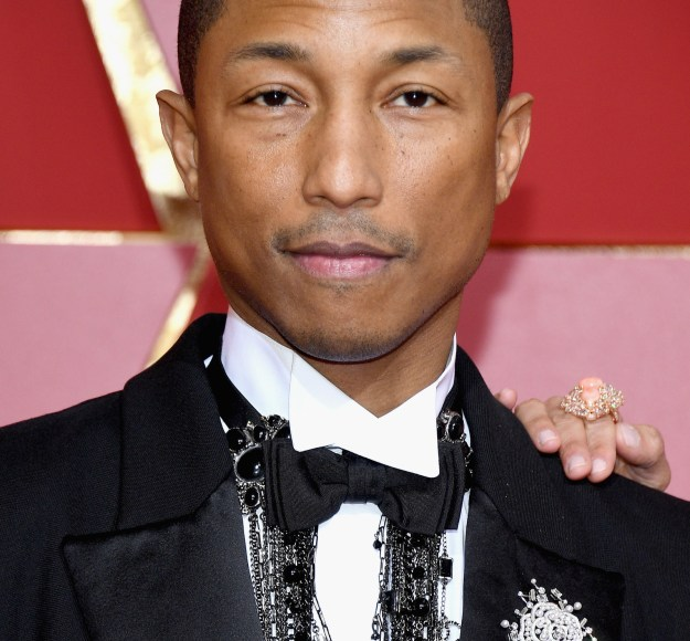 Pharrell Williams recently stopped by The Tonight Show to talk about some of his recent accomplishments.