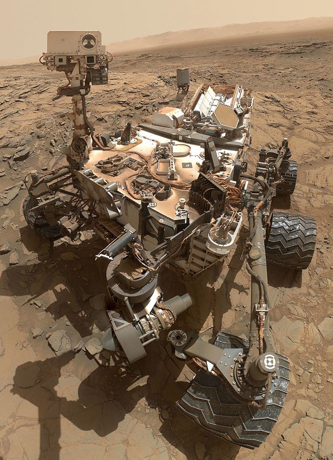 """NASA has rovers on Mars,"" Laurie Cantillo, a spokesperson for the space agency, told BuzzFeed News."