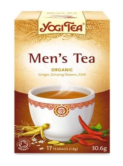 Drink tea.
