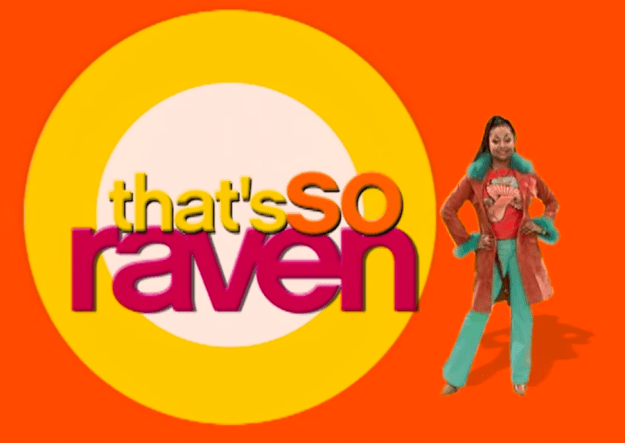 SURELY you remember That's So Raven, the Disney Channel show about a teen whose psychic powers were always getting her in trouble.