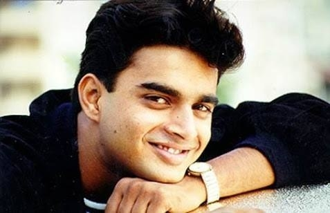 This is the Madhavan we are all familiar with — paavam-faced angel from heaven.