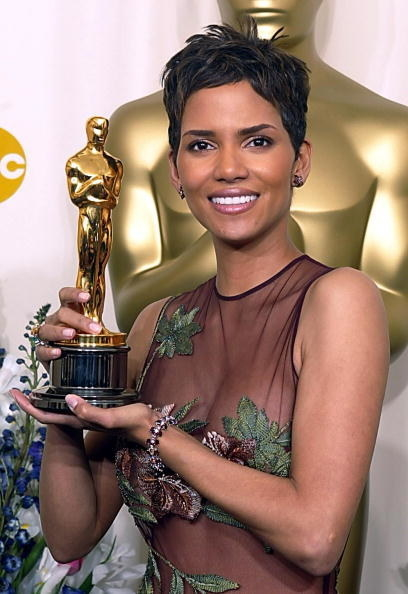 You know Halle Berry — Oscar winner, superstar, and all-around gorgeous human being.