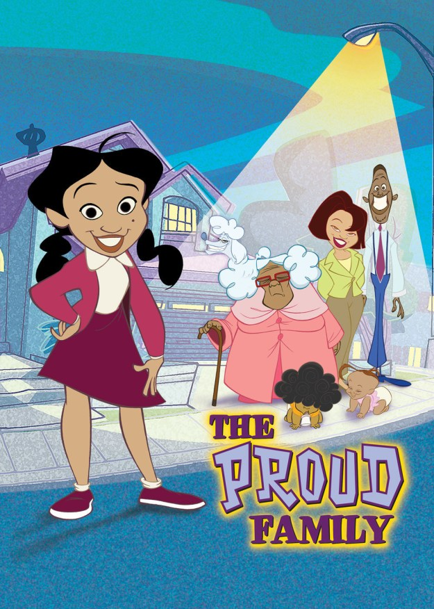 Holy nostalgia, Batman! Remember The Proud Family? It was a perfect show from the *golden era* of animated Disney television, aka 2001.
