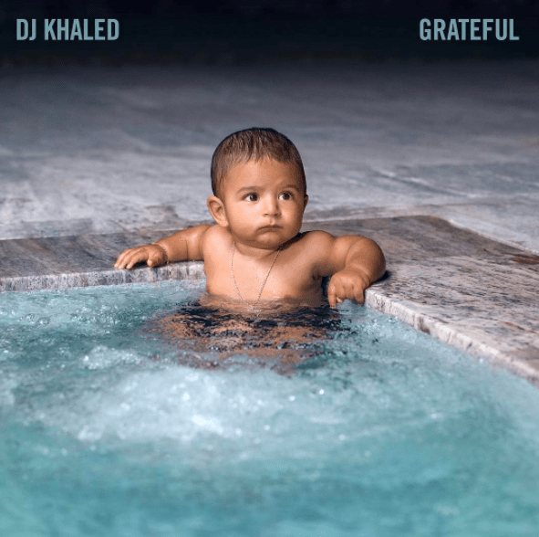 Seriously, this kid is already the executive producer of DJ Khaled's upcoming album, Grateful*, which is set to drop on June 23.