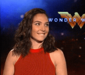 Gal, the star of one of the biggest movies this year and all-around Wonder Woman, is married, but that doesn't mean she can't admire a colleague!