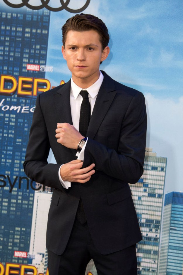 So, I don't know about you, but I'm pretty obsessed with Tom Holland at this point.