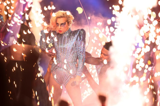Remember when Lady Gaga invented the Super Bowl back in February?