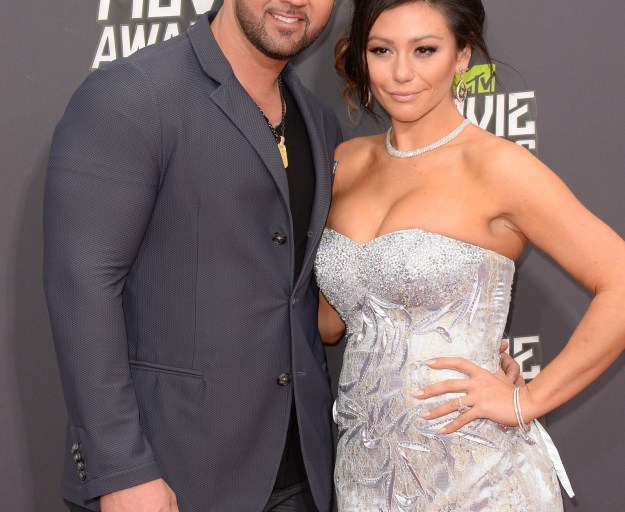 And it was at the Jersey Shore where JWoww met her husband Roger Mathews. While his appearance on the show was limited, his presence in her life wasn't.