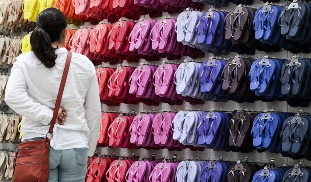 The flip flop company, which has been around since 1962 and are a staple in Brazil, became famous in the United States as a favorite of celebrities including Jennifer Lopez and Megan Fox.